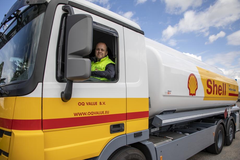 Vacature: Tankwagen Chauffeur