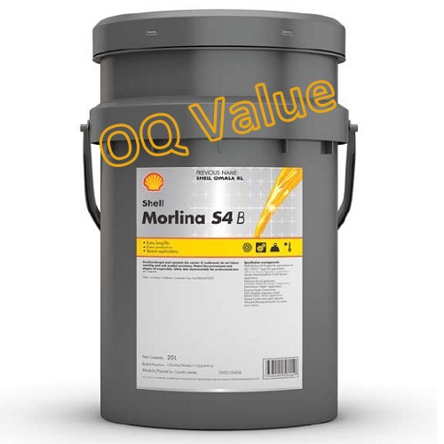 Shell Morlina S4B