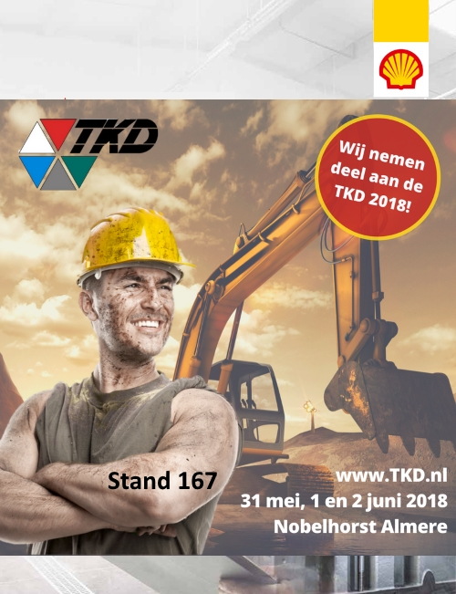 TKD beurs 2018 OQ Value stand 167