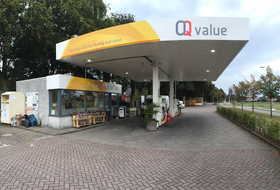 OQ Value tankstation Ulft