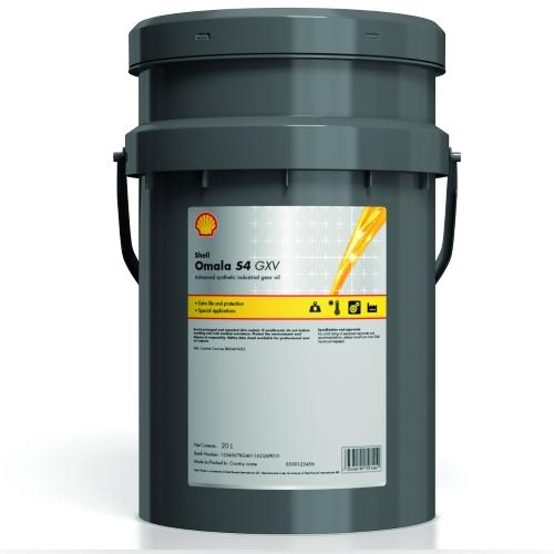 Shell Omala S4 GXV