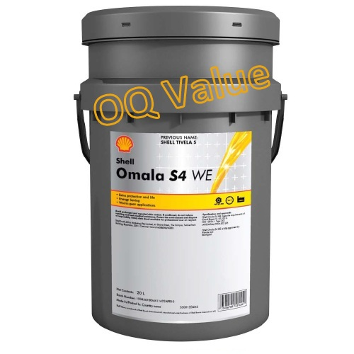 Shell Omala S4 WE Synthetische pg
