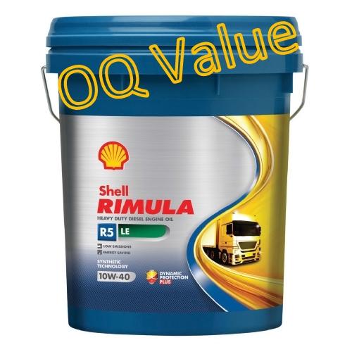 Shell Rimula R5LE 10W-40