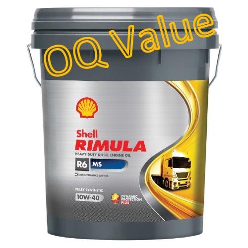 Shell Rimula R6MS 10W-40