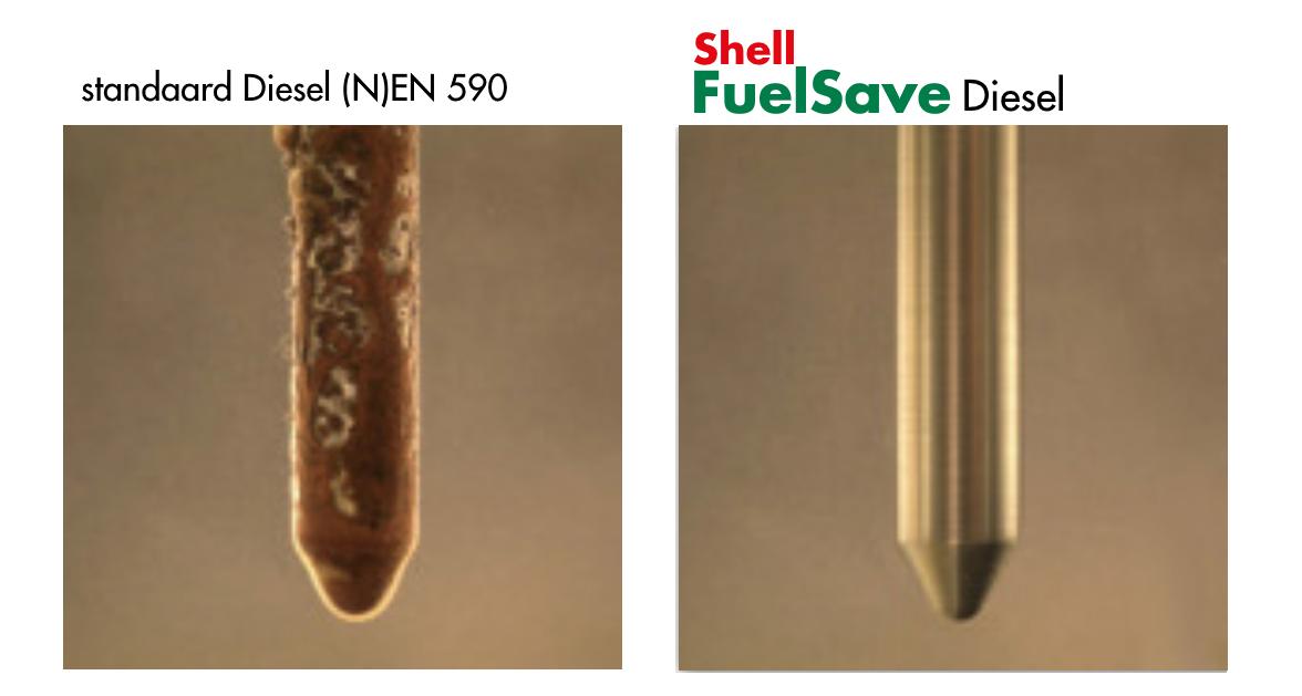 Shell FuelSave voorkomt corrosie