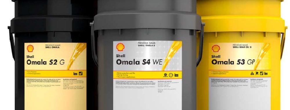 Shell Omala