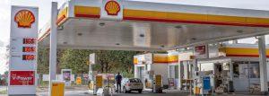 Shell tanken 's Heerenberg