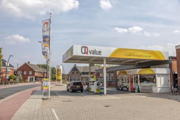 Tankstation OQ Value Albergen service Rikmanspoel