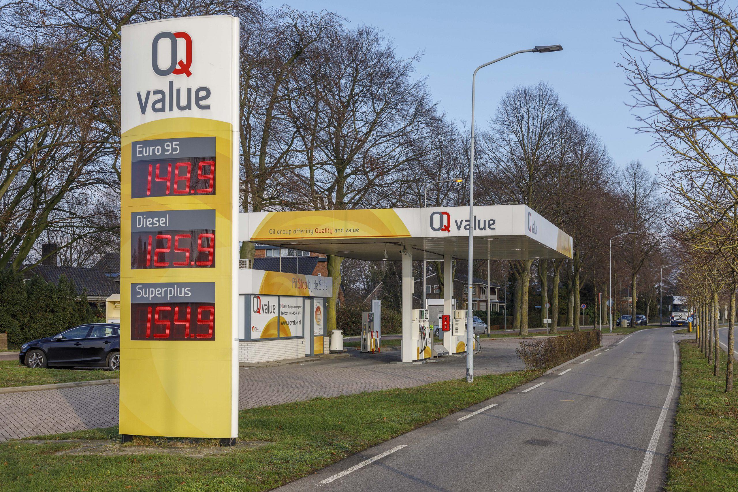 Tankstation OQ Value Ulft