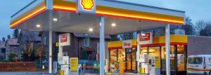 Shell Barneveld tankstation
