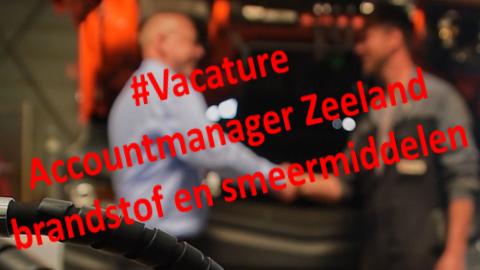 vacature accountmanager zeeland