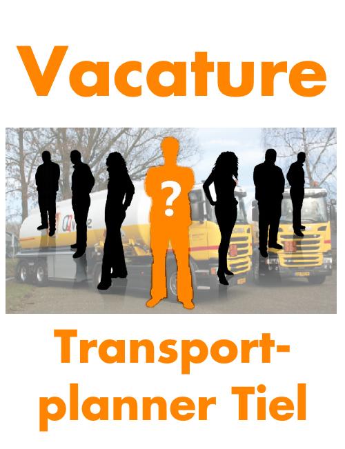 vacature transportplanner tiel OQ Value